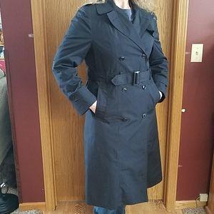 Classy Nomenclature coat